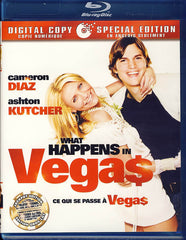 What Happens in Vegas (Blu-ray+Digital Copy) (Special Edition) (Blu-ray) (Bilingual)