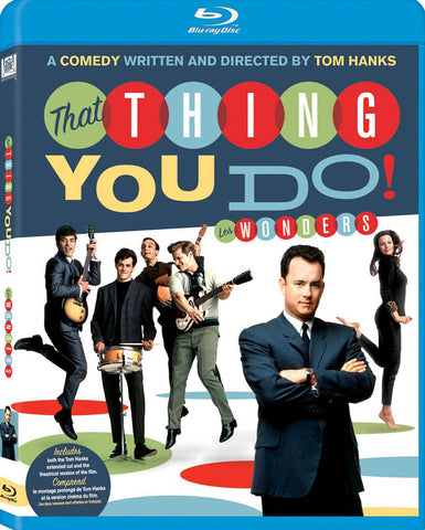 That Thing You Do (Blu-ray) (Bilingual) BLU-RAY Movie