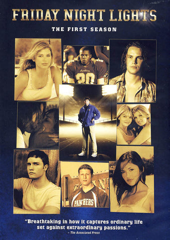 Friday Night Lights: Season 1 (Keep Case) (Boxset) DVD Movie