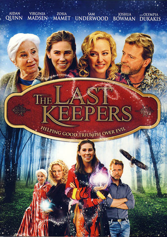 The Last Keepers DVD Movie