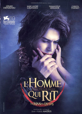 L'Homme qui rit DVD Movie