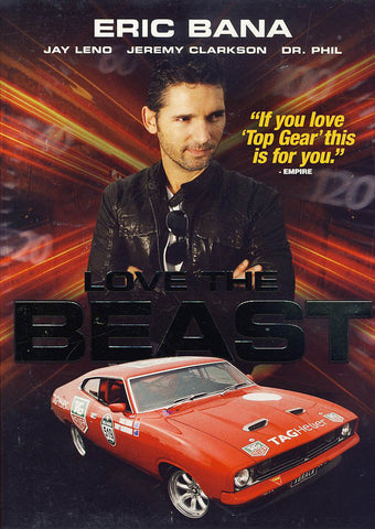 Love the Beast (slipcover) DVD Movie