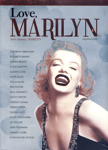 Love, Marilyn (Collector's Edition)(Bilingual) DVD Movie