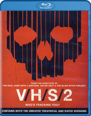 V/H/S/2 (Blu-ray) BLU-RAY Movie