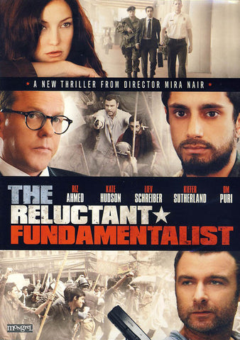 The Reluctant Fundamentalist DVD Movie