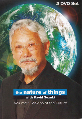 The Nature of Things Vol. 1: Visions of the Future DVD Movie