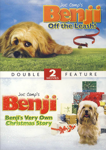 Benji Off the Leash / Benji s Very Own Christmas Story (2 Movies Double Feature) DVD Movie
