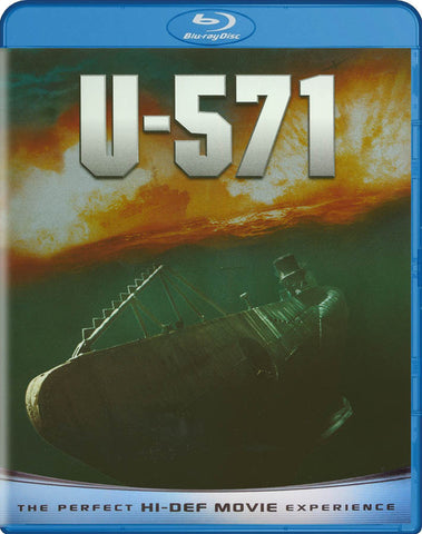 U-571 (Blu-ray) BLU-RAY Movie