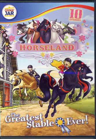 Horseland: The Greatest Stable Ever DVD Movie