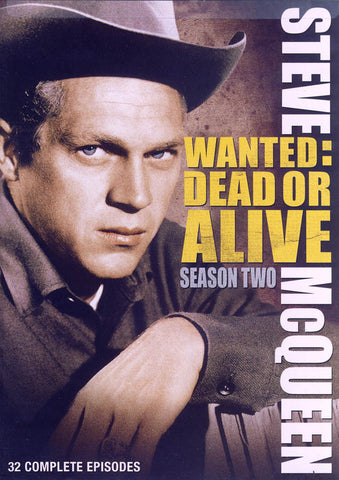 Wanted: Dead or Alive - Season Two (Boxset) DVD Movie