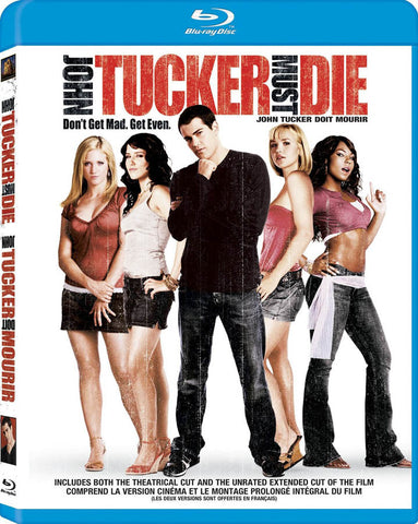 John Tucker Must Die (Blu-ray) (Bilingual) BLU-RAY Movie
