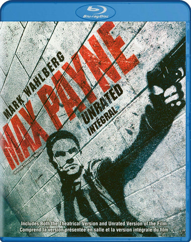 Max Payne (Unrated) (Blu-ray) (Bilingual) BLU-RAY Movie