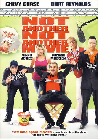 Not Another Not Another Movie DVD Movie