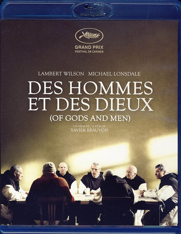 Of Gods and Men (Des Hommes et des Dieux)(Blu-ray) BLU-RAY Movie