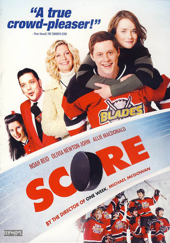 Score: A Hockey Musical DVD Movie