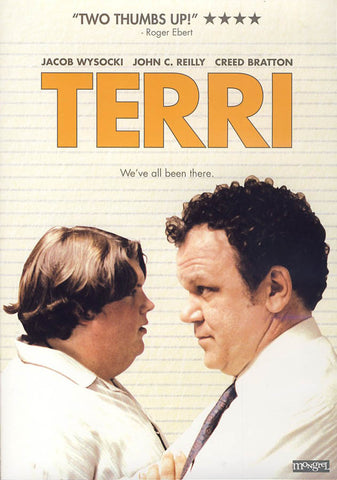 Terri DVD Movie
