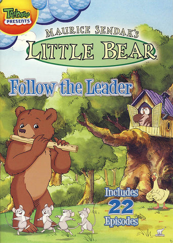 Little Bear - Follow the Leader DVD Movie