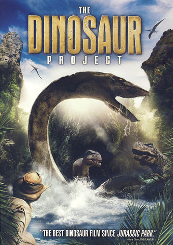 The Dinosaur Project DVD Movie