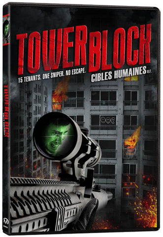 Tower Block (Bilingual) DVD Movie