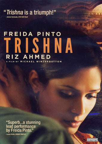 Trishna DVD Movie