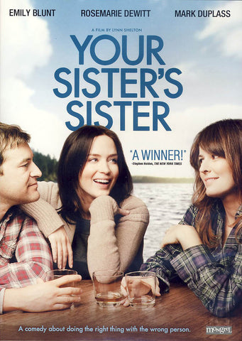 Your Sister's Sister DVD Movie