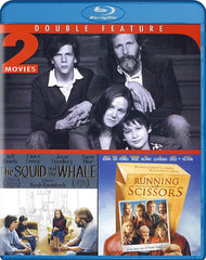 The Squid & The Whale/Running With Scissors (Double Feature)(Blu-ray)