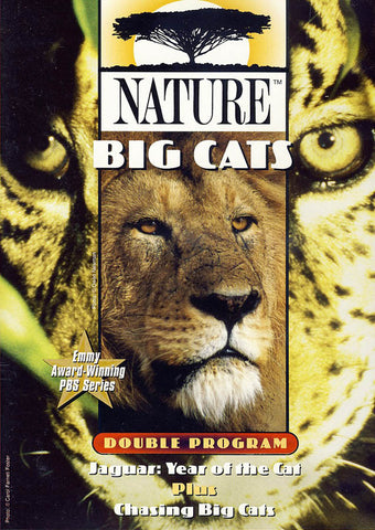 Nature: Big Cats DVD Movie