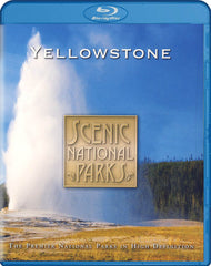 Scenic National Parks: Yellowstone (Blu-ray)