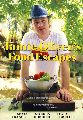 Jamie Oliver s Food Escapes (Boxset) DVD Movie