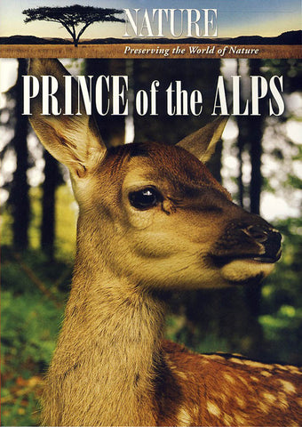 Nature: Prince of the Alps DVD Movie