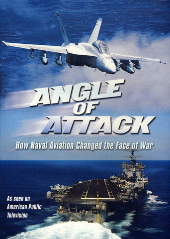 Angle of Attack DVD Movie