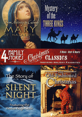 Christmas Classics - 4 Family Stories DVD Movie