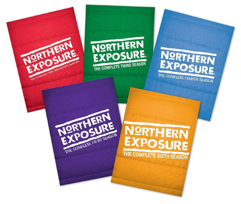 Northern Exposure - The Complete Series (Season 1+2 Red Case) (Boxset) DVD Movie