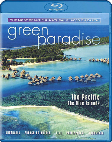 Green Paradise - The Pacific (Blu-ray) BLU-RAY Movie