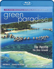 Green Paradise - The Pacific (Blu-ray)