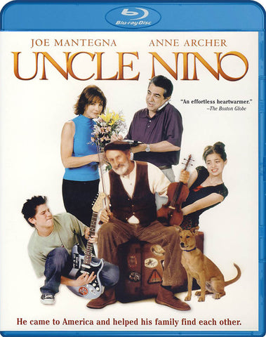 Uncle Nino (Blu-ray + DVD + Digital Copy) (Blu-ray) BLU-RAY Movie