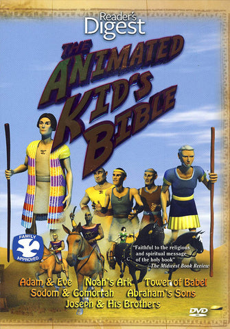 Animated Kid's Bible (Boxset) DVD Movie