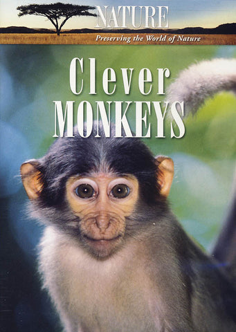 Nature:Clever Monkeys DVD Movie