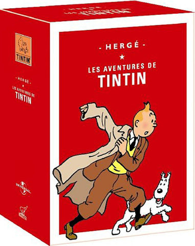 Les Adventures de Tintin, Vols. 6-10 (Boxset) DVD Movie