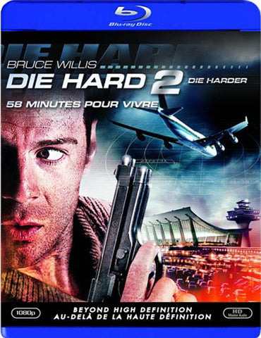 Die Hard 2: Die Harder (Blu-ray) (Bilingual) BLU-RAY Movie
