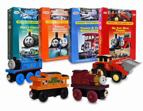Thomas and Friends Movie & Train Set Collection #1 (Boxset) DVD Movie