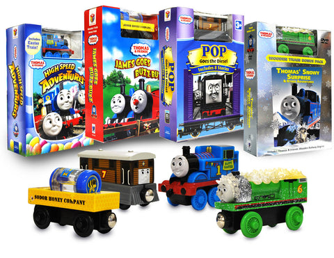 Thomas and Friends Movie & Train Set Collection #2 (Boxset) DVD Movie