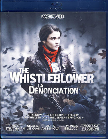 The Whistleblower (La denonciation) (Bilingual) (Blu-ray) BLU-RAY Movie
