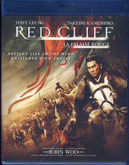 Red Cliff - Theatrical Cut (La Falaise Rouge - Version originale) (Blu-ray)