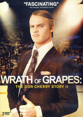 Wrath of Grapes - The Don Cherry Story II DVD Movie