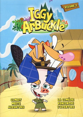 Iggy Arbuckle - Volume 2 (Bilingual) DVD Movie