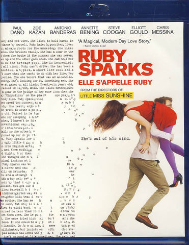 Ruby Sparks (Blu-ray) (Bilingual) BLU-RAY Movie