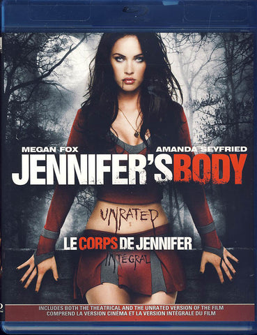 Jennifer's Body (Blu-ray) (Bilingual) BLU-RAY Movie