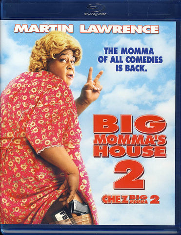 Big Mommas House 2 (Blu-ray) (Bilingual) BLU-RAY Movie