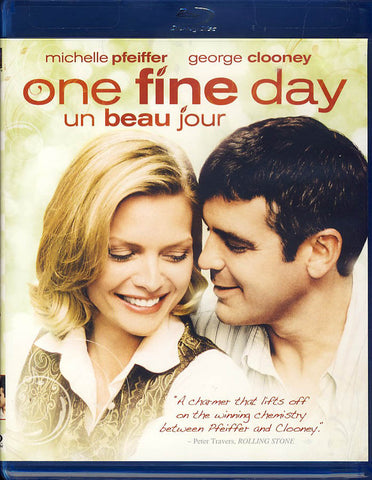 One Fine Day (Blu-ray) (Bilingual) BLU-RAY Movie
